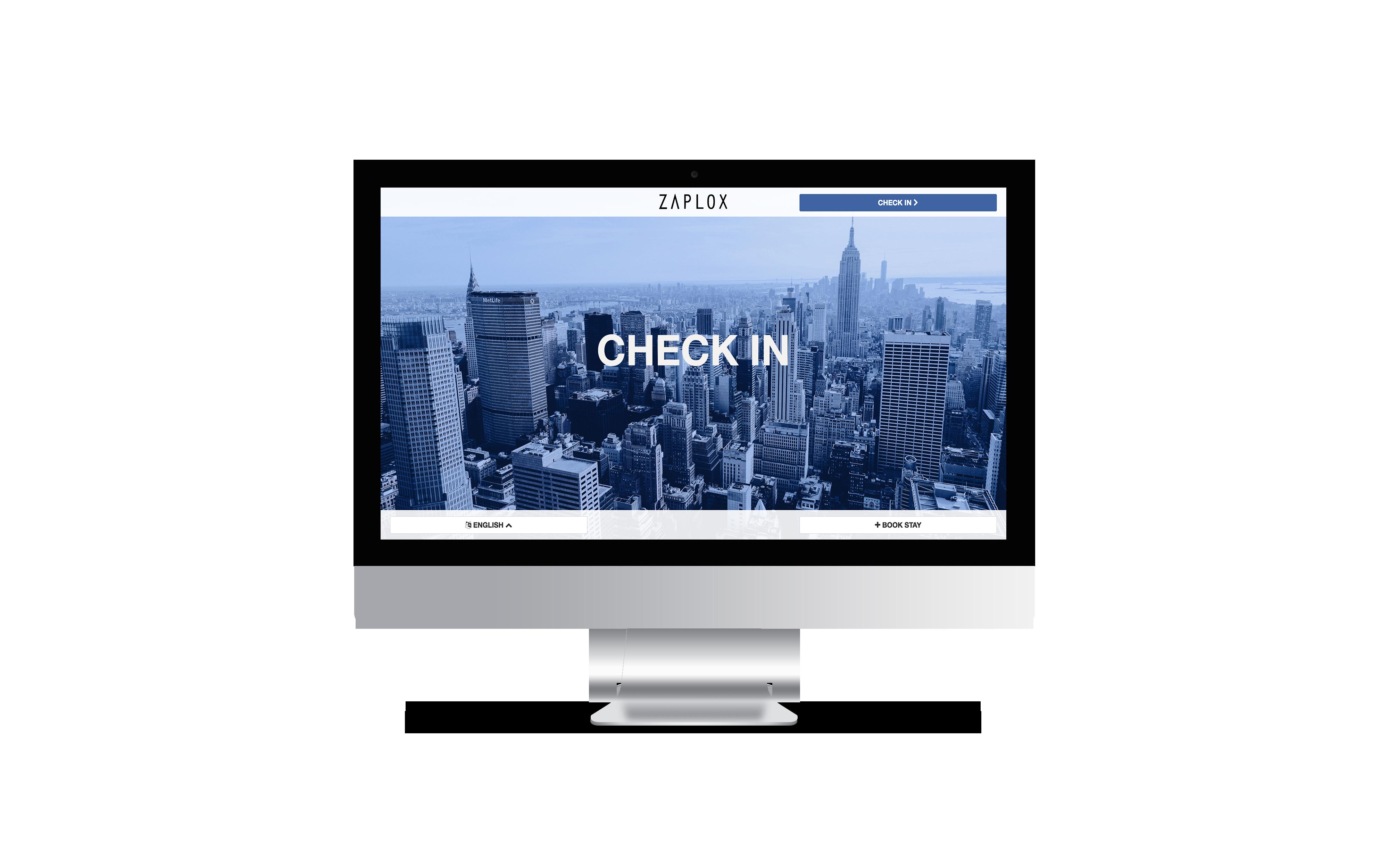 Zaplox Virtual Kiosk